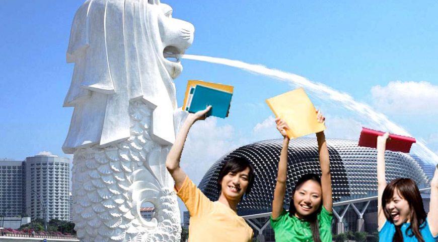 Trau dồi vốn tiếng Anh tốt là điều kiện để bạn được du học Singapore học bổng toàn phần