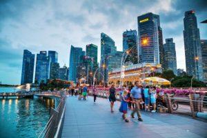 ảnh đất nước singapore