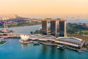 cảnh đẹp đất nước singapore